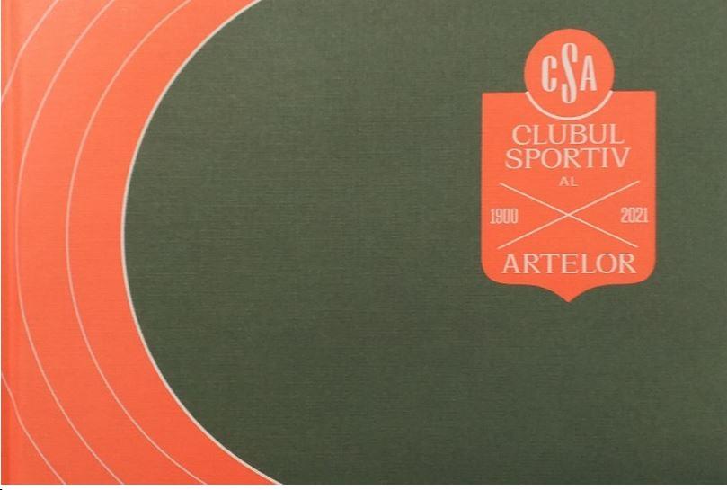 C.S.A. Clubul sportiv al artelor.
