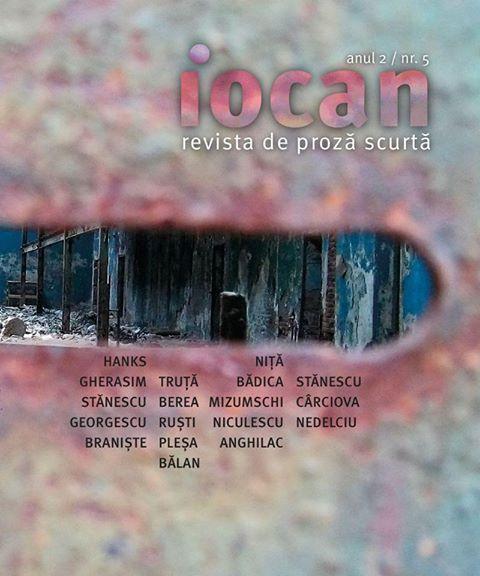 Iocan - revista de proza scurta anul 2 /  nr. 5