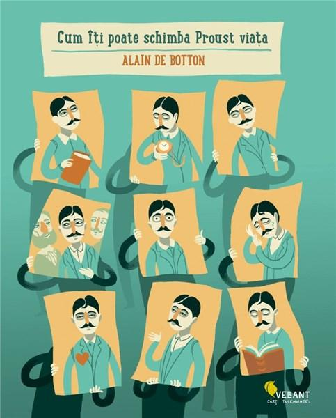 Cum iti poate schimba Proust viata